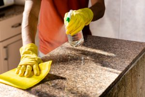 how-do-you-clean-kitchen-countertops