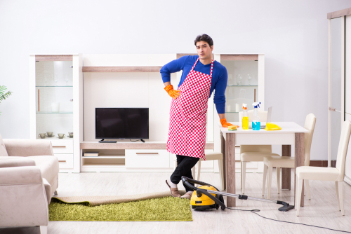 3 House Rules to Keep the House Clean